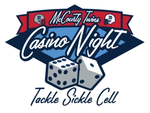 Tackle Sickle Cell Casino Night 2015